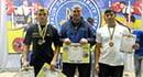 Бердянцы завоевали две медали на чемпионате Украины по пауэрлифтингу среди учащихся ДЮСШ