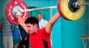 Тяжелая атлетика: бердянец Александр Рабчевский успешно выступил на турнире в Харькове