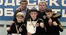 Бердянские боксеры завоевали пять медалей на Международном турнире в Одессе