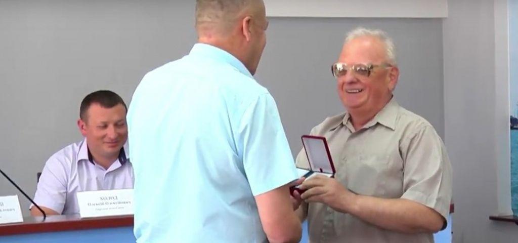 Депутатам пропонують присвоїти Віктору Михайличенко звання Почесного громадянина міста