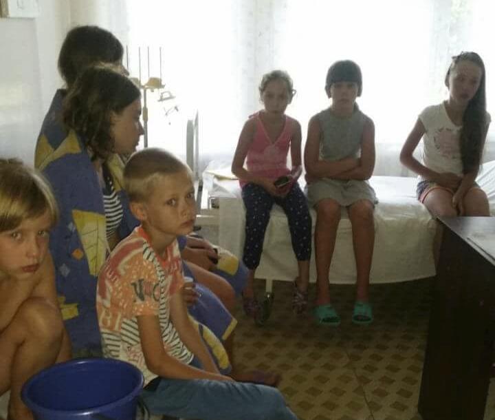 В дитячому санаторії масове отруєння