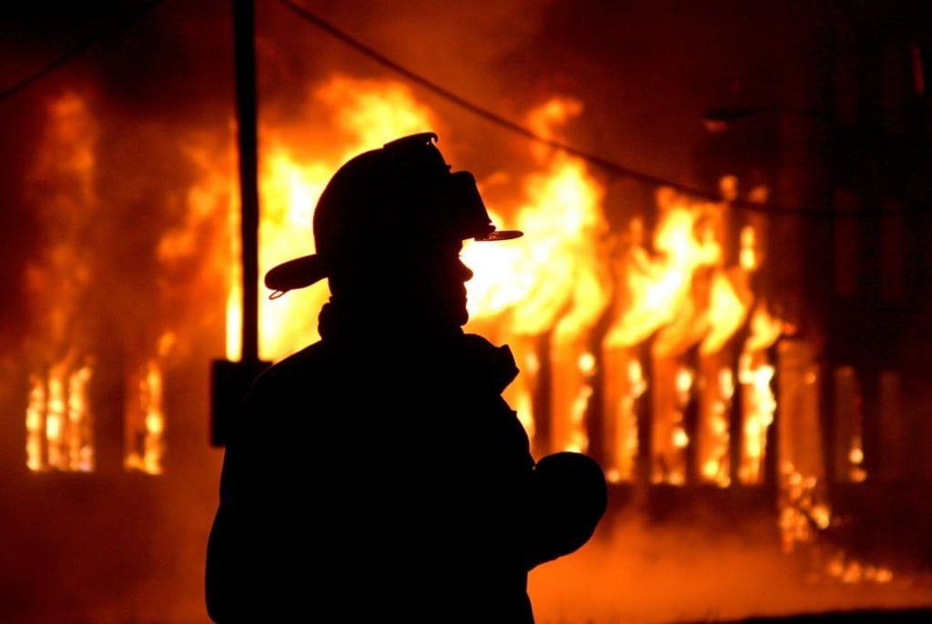 В 2020-му в Бердянській ОТГ відбулось 513 пожеж. Сума збитків – 3,7 млн