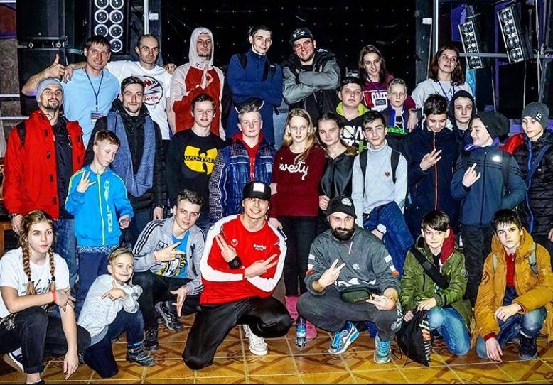 Руслан «Russel» Онищенко – победитель регионального фестиваля уличных культур «DancEN battle»