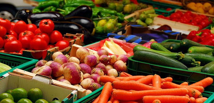 У мікрорайонах міста відновлюється проведення продовольчих ярмарок