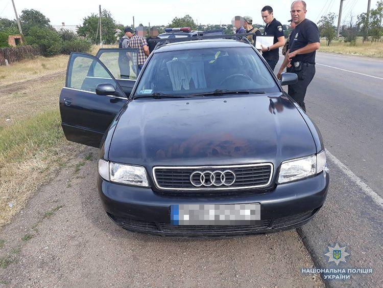 В Бердянську під приводом купівлі авто вкрали «Audi А-4»