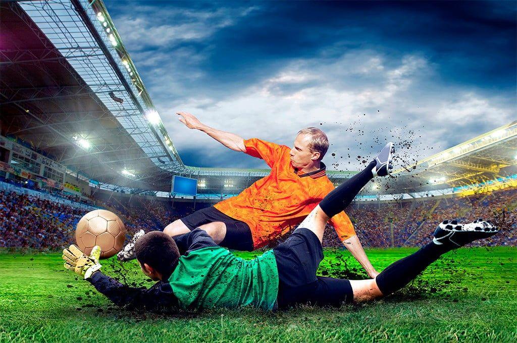 Самые красивы картинки футбола