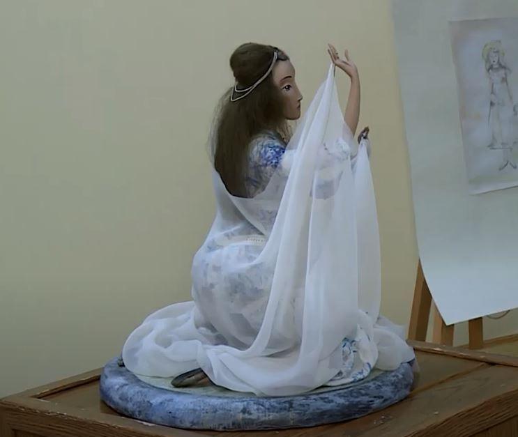 В Бердянському художньому музеї відкрилась лялькова виставка