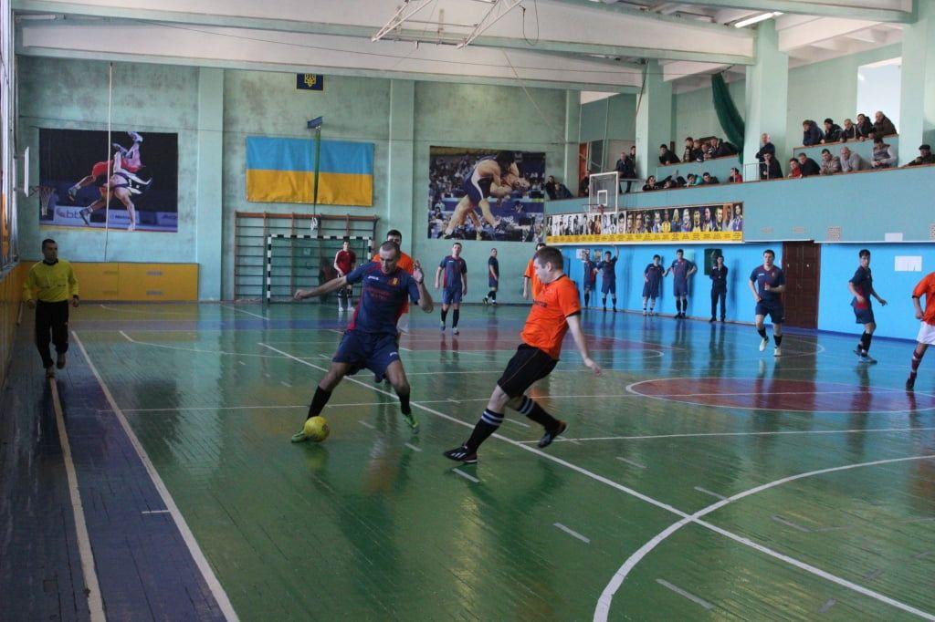 Чемпионат Бердянска по мини-футболу: 11-12 туры