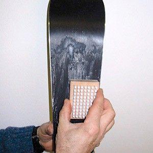 Чем смазать лыжи для скольжения в домашних условиях