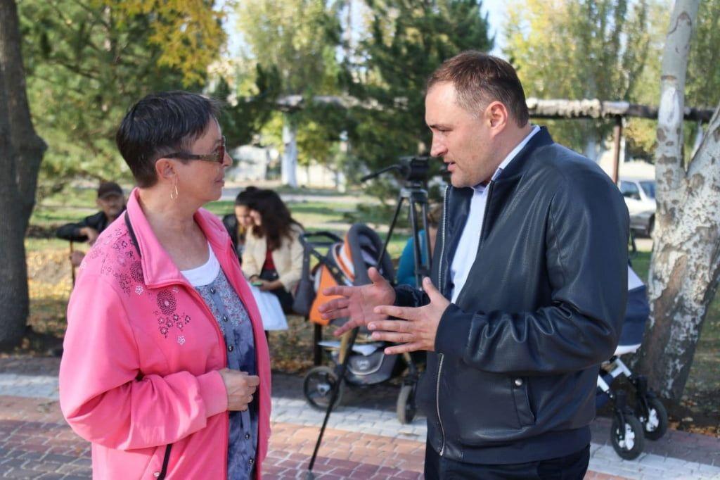 Сейчас как никогда Бердянск нуждается в реальных действиях: Александр Свидло призывает бердянцев отложить все эмоции и сделать осознанный выбор