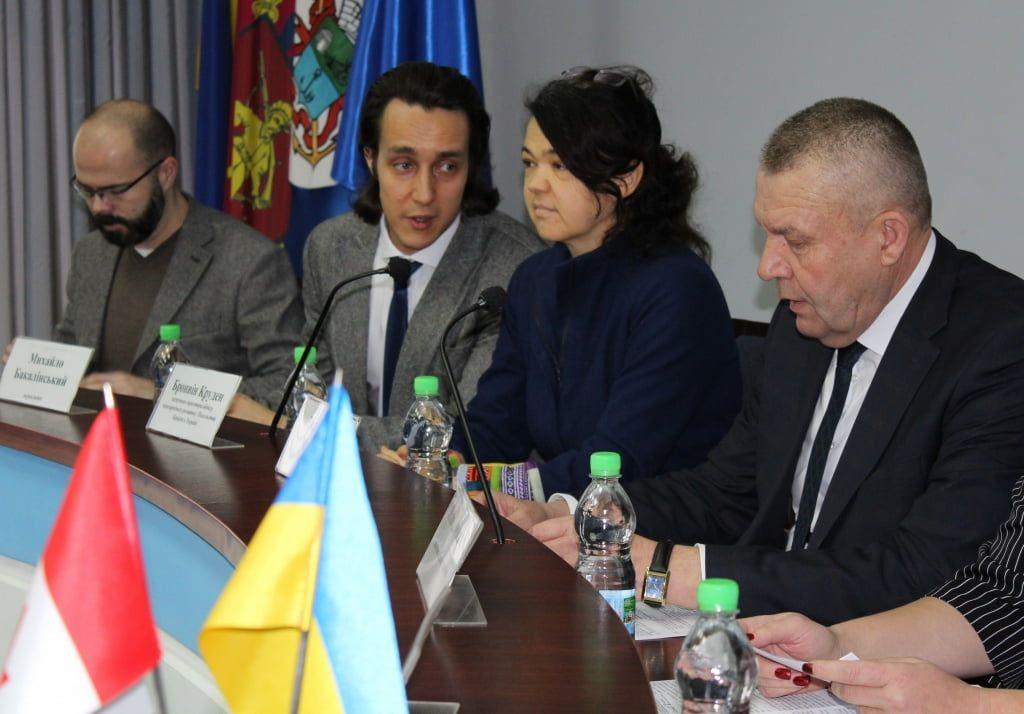 Бердянськ відвідала делегація Посольства Канади в Україні