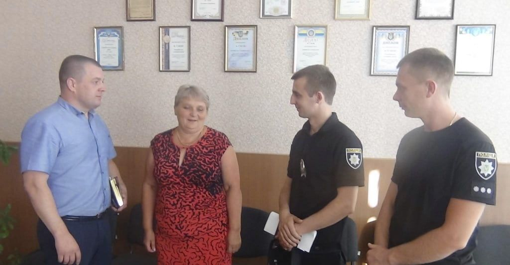 Виїзний прийом поліції громадян в смт Андріївка
