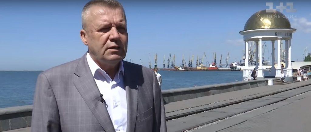 ТСН показал сюжет о безопасном отдыхе в Бердянске