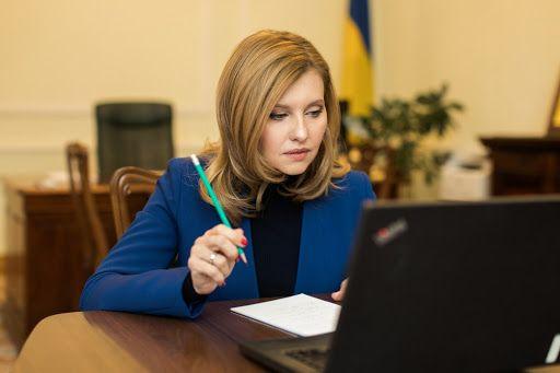 Супруга Президента Зеленского приедет в школу Азовского?