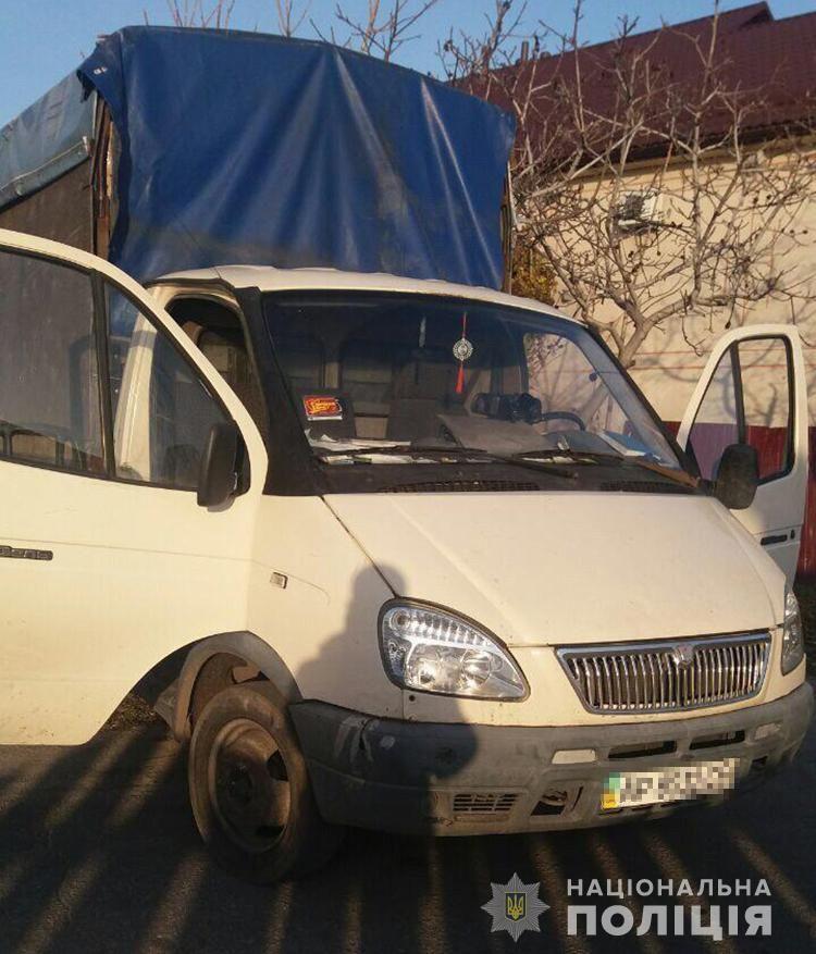 В Бердянську дільничні офіцери вилучили близько 350 кг металобрухту