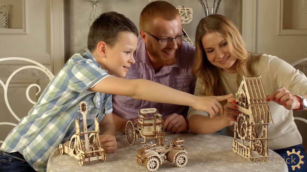 Конструкторы «Wood Trick» из Бердянска разрывают мировые рынки игрушек