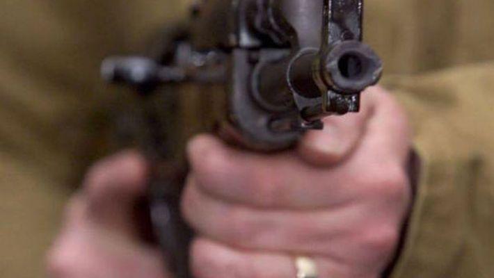 НаЗапорожье солдат застрелил сослуживца