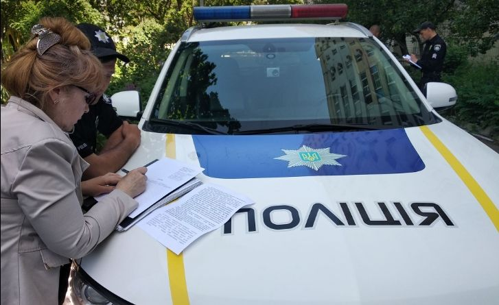 Очередной скандал с участием «Запорожгаза» закончился вмешательством полиции