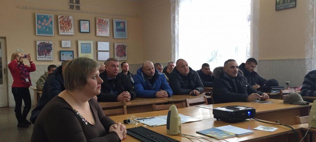 У Бердянську відкрили курси «Менеджмент морських перевезень і логістика»