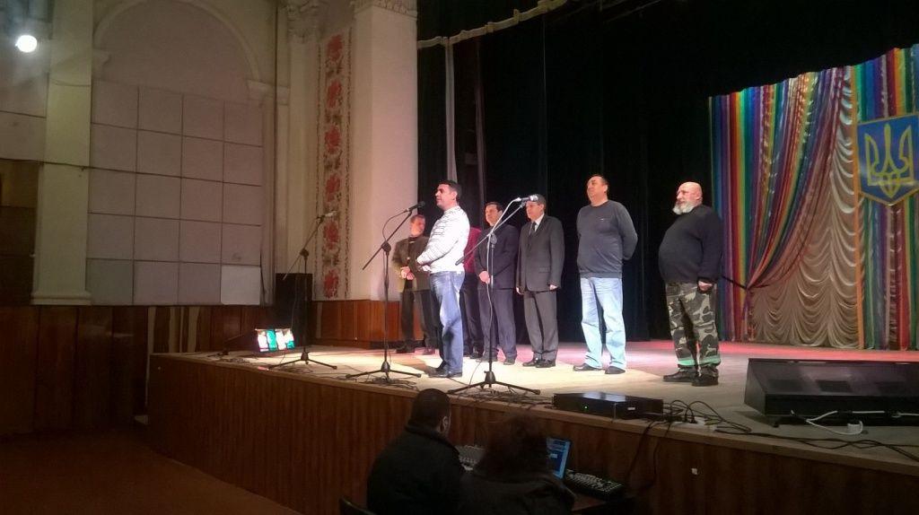 В Бердянске с профессиональным праздником поздравили работников жилищно-коммунальной сферы