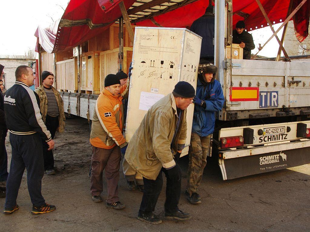В Бердянское территориальное медицинское объединение доставлен ангиограф