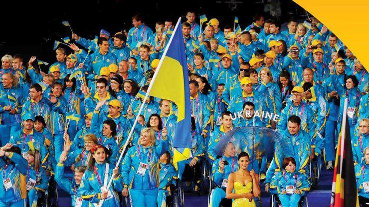 НаПаралимпиаде украинцы завоевали еще два «золота», размещены фото