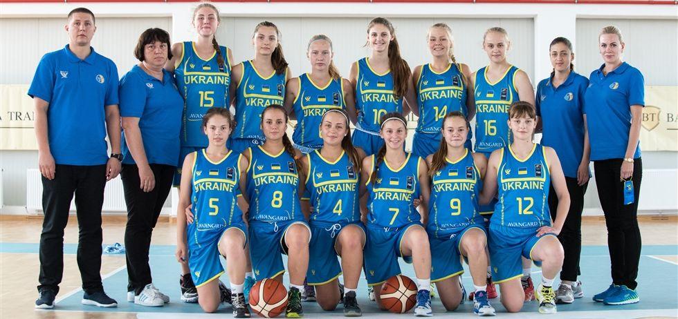 Вероника Космач и Елена Попова вернулись с чемпионата Европы по баскетболу U16