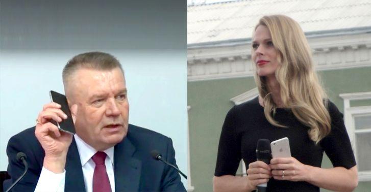 Мэр Бердянска Владимир Чепурной: «Фреймут обещала вернуться через месяц? Я ее жду»