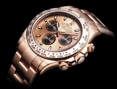 fa41547f Дорогие наручные часы это не только роскошь, но и инвестиции ...