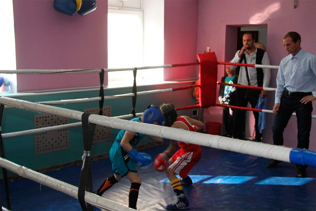 Во дворце спорта завершилось открытое первенство КБ «Бердянск» по боксу