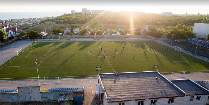 Чемпионат Бердянска по футболу. Второй круг стартовал с сенсации
