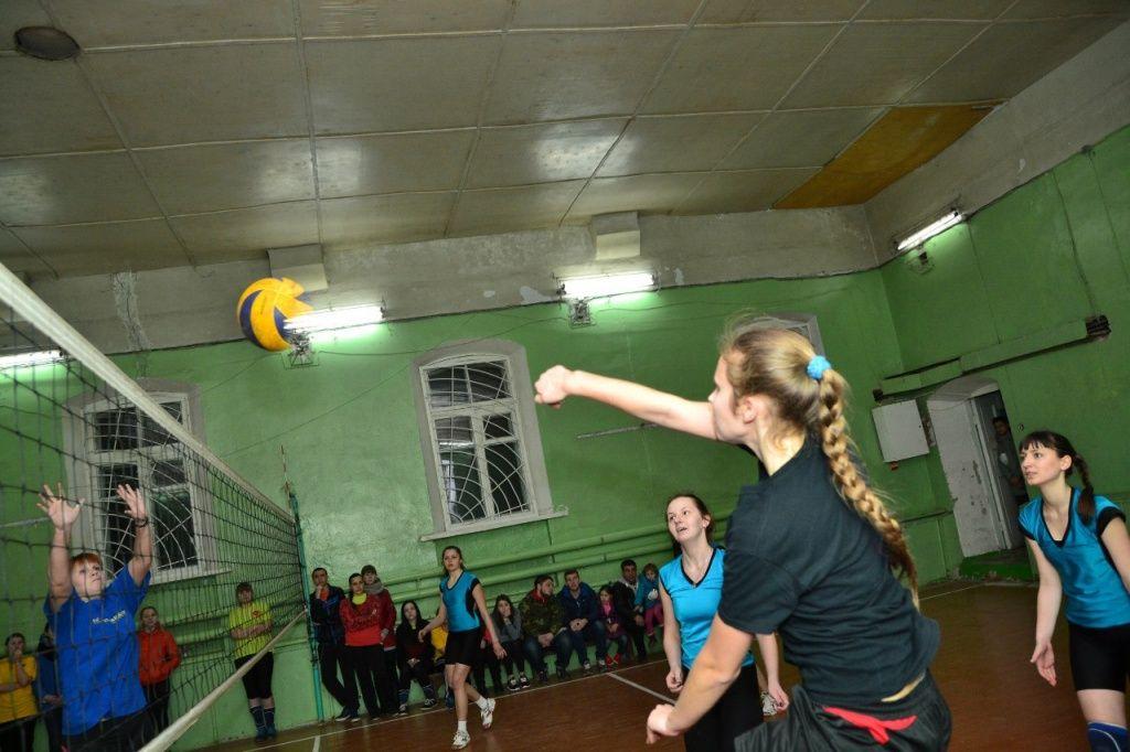 В БГПУ завершился волейбольный турнир среди девушек