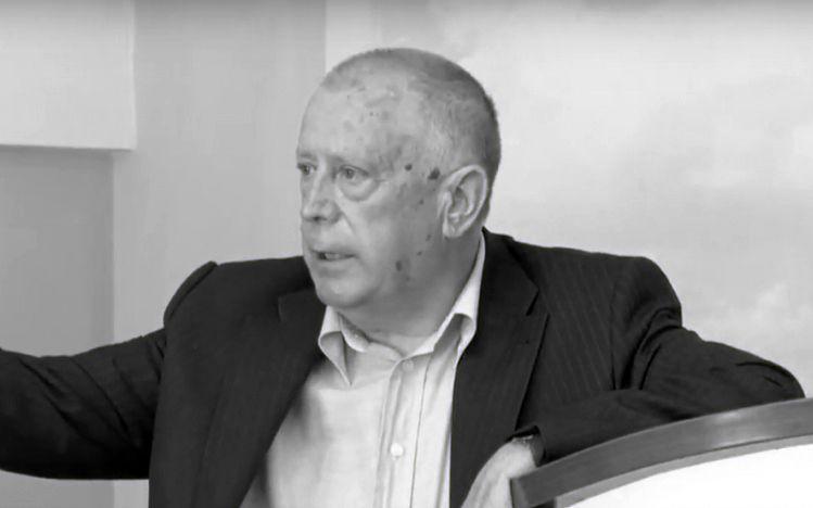 Умер Валерий Харченко