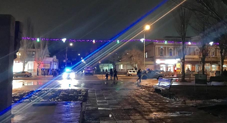 «Мінеру» банка в Бердянську загрожує до шести років позбавлення волі