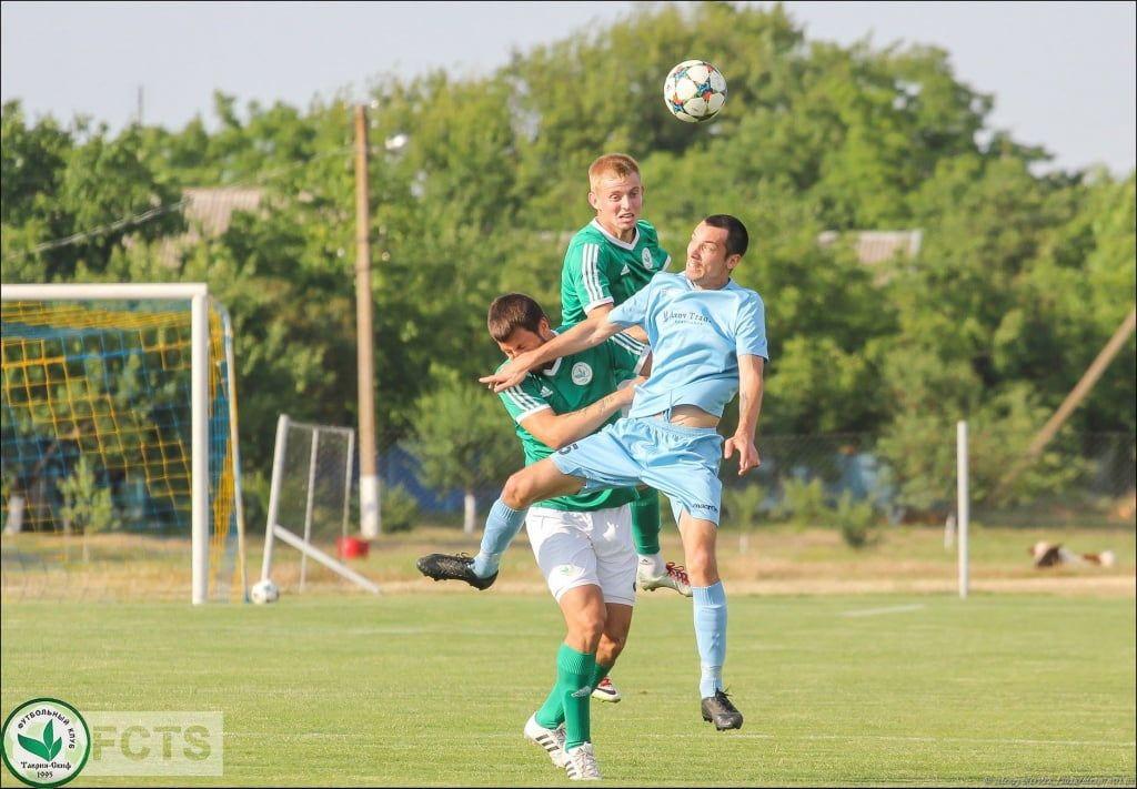 Два по 0:6. ФК «Бердянск» продолжает гореть в чемпионате области