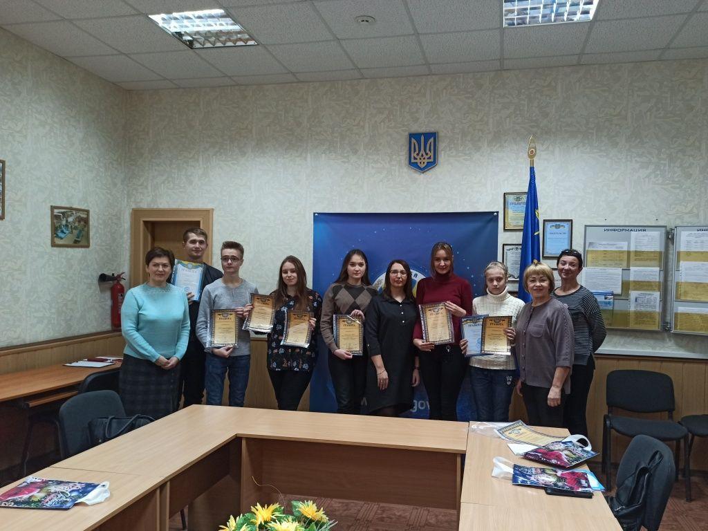 Нагородження учасників конкурсу відеороликів