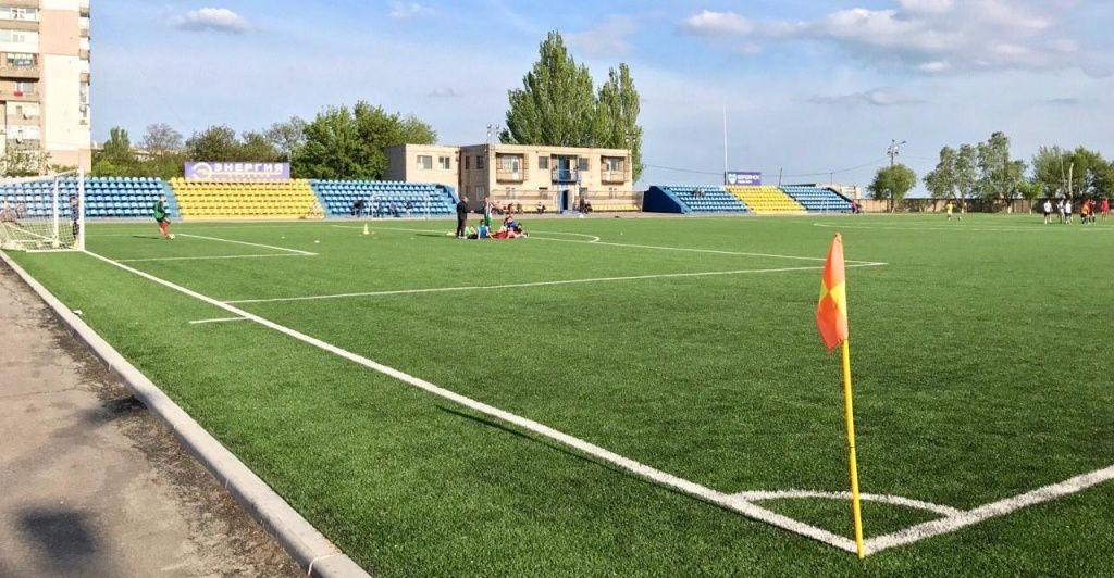Чемпионат Бердянска по футболу: Результаты 5-го тура