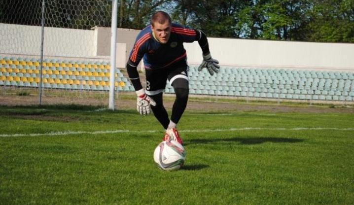 Вратарь из Бердянска Герман Горовой играет в мировой Лиге чемпионов по пляжному футболу