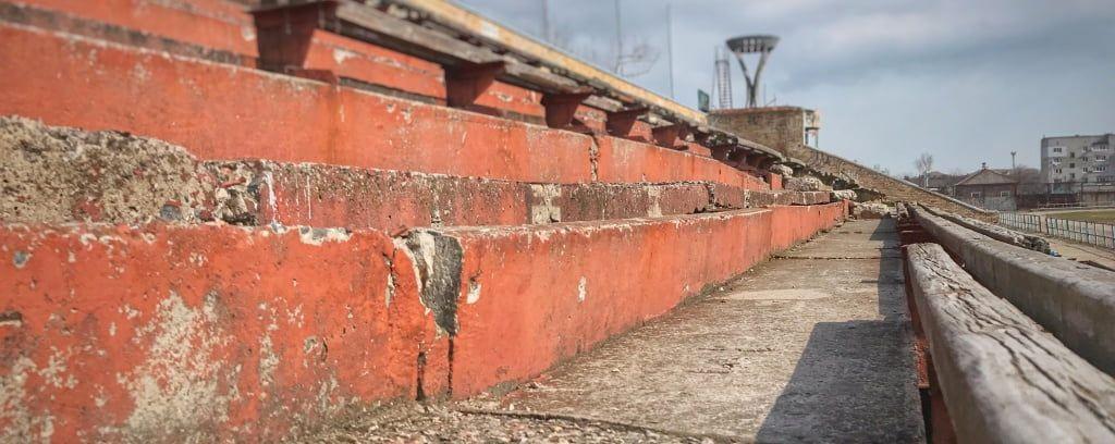 Мэр Бердянска Владимир Чепурной: «Реконструкция стадиона «Торпедо» начнется в 2018 году»