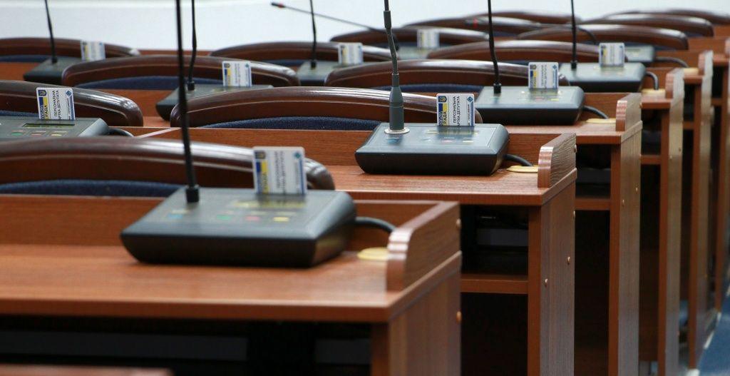 На завтра призначена вісімдесят друга (позачергова) сесія міської ради VIІ скликання