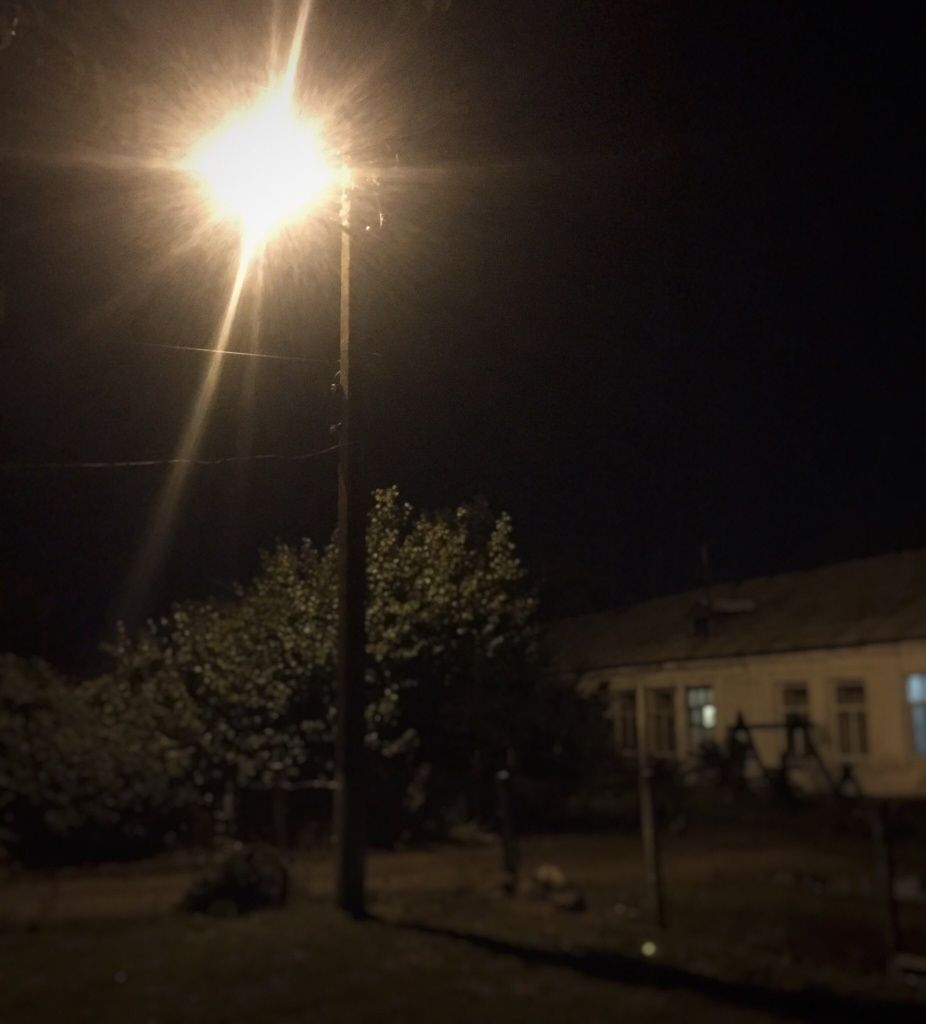 В 2017-м году внутридворовые территории города будут освещены на 100%