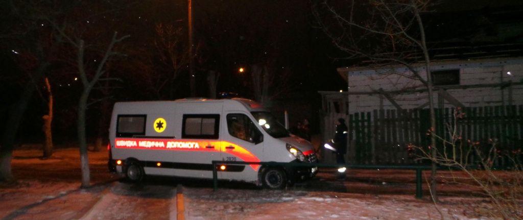 Бердянські рятувальники доставили породіллю до пологового будинку