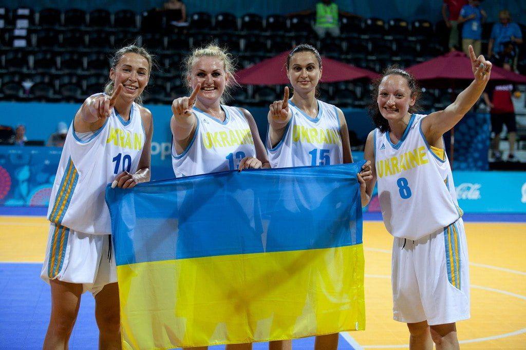 Сегодня в эфире UA Первого программа об Анна Зарицкой и сборной Украины по баскетболу вице-чемпионках Европейских игр
