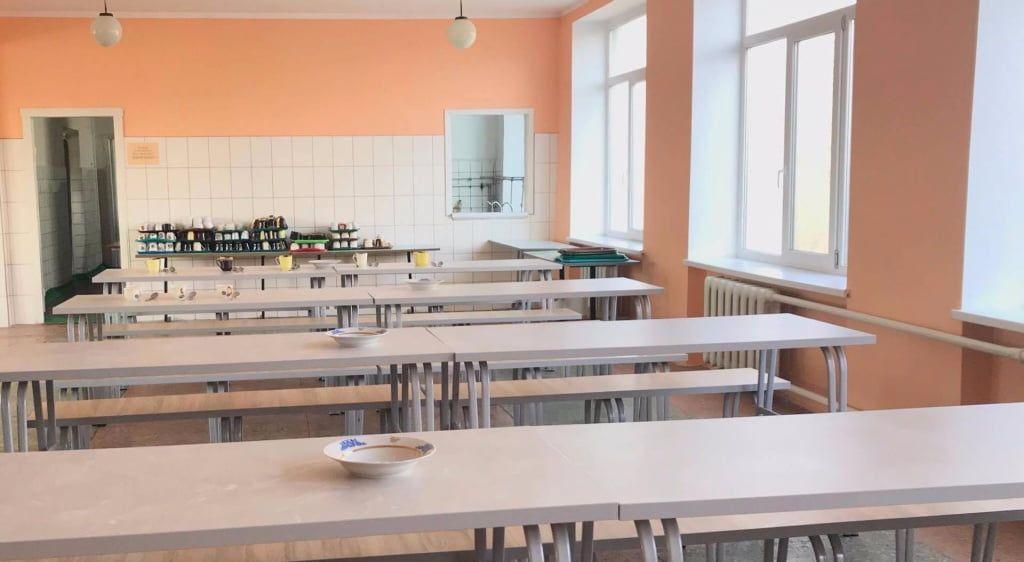 В Бердянске на днях презентуют первую школу, отремонтированную за средства немецкого фонда GIZ