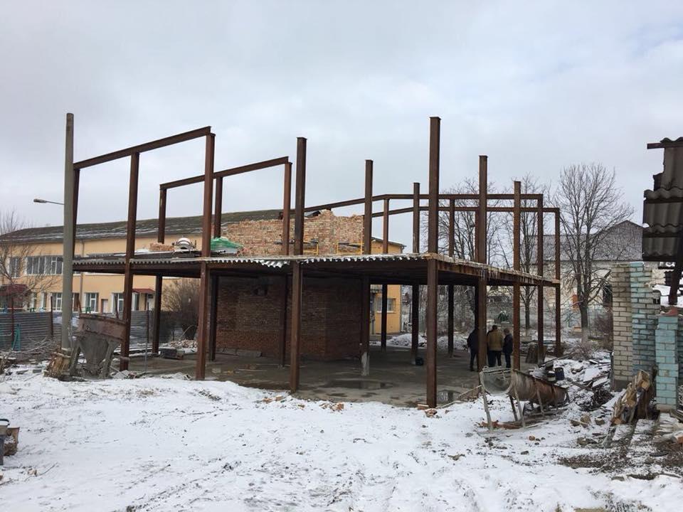 Хищение 3 млн на строительстве детсада в управлении капстроительства Запорожской ОГА