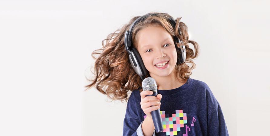 знакомство по микрофону