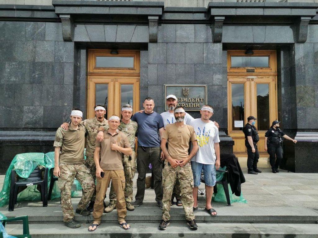 15 днів голоду. В Офісі Президента обіцяють звернення Генерального прокурора до Бердянського міжрайонного суду