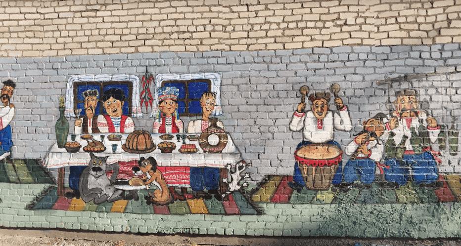 Графіті: міська влада готова давати дозволи на розпис стін