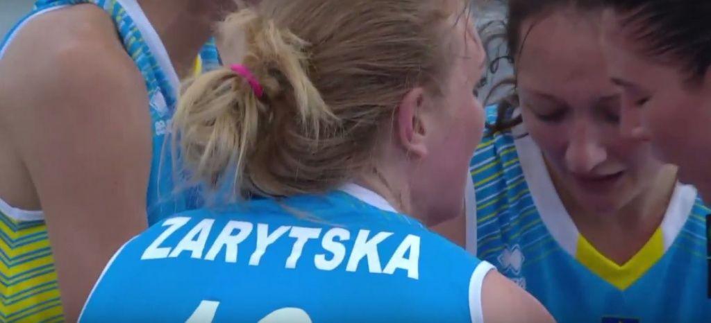 Анна Зарицкая – бронзовая призерка чемпионата мира по баскетболу 3х3