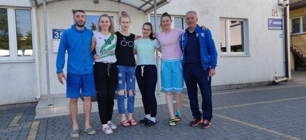 Топчий, Попова и Космач готовятся к молодежному чемпионату мира по баскетболу 3х3
